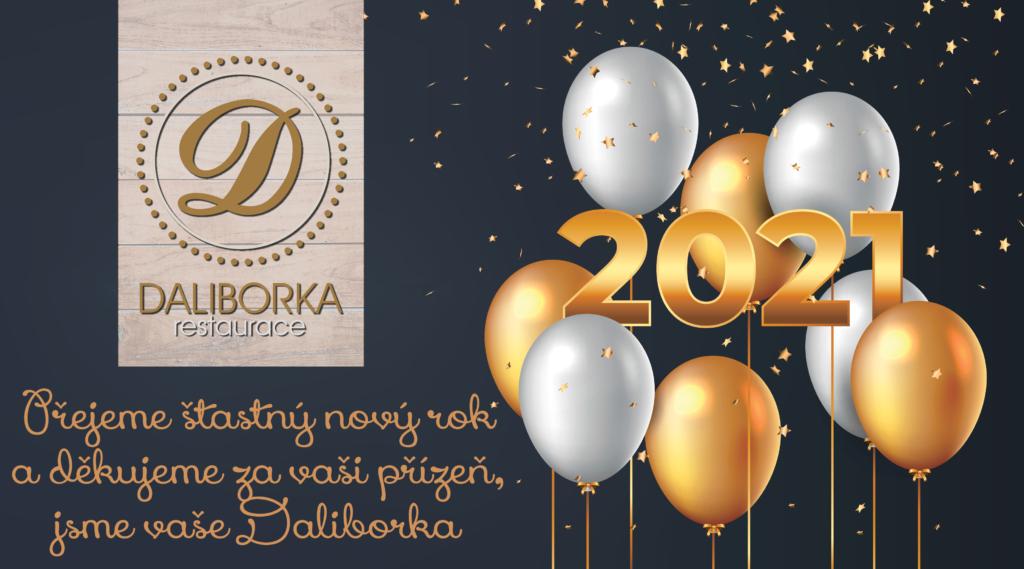 Ještě jednou vám děkujeme, vám všem, našim hostům, jedlíkům, fanouškům a fanynkám, moc vám všem děkujeme za vaši přízeň ve vratkém roce 2020 a těšíme se, že si ten nový rok 2021 užijeme ještě lépe... Po krátkém svátečním odpočinku se k vám zase od zítřka, pondělí  4.1., vracíme s našimi dobrotami-...